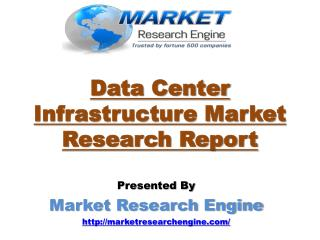 Data Center Infrastructure Market in India will Cross to US$ 2.45 Billion by 2020