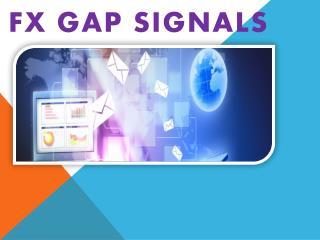 FX Gap Signals