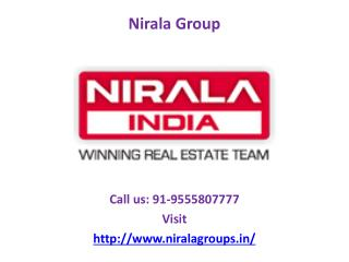 Have a look to best home buy Nirala Group