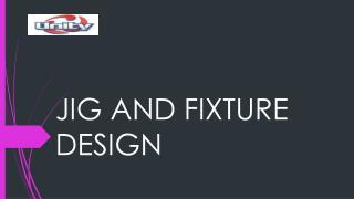 Jig and Fixture Design Malaysia