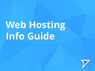 Web Hosting Guide - Flitwebs USA