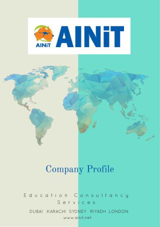AINiT | Immigration and Study Abroad Consultant