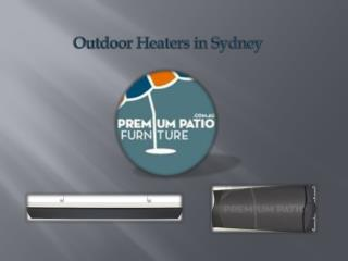 Premium Patio Outdoor Heaters