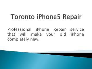 iPhone 5S Screen Replacement  Repair iPhone Screen
