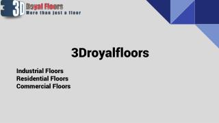 Get best Flooring solution
