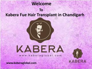 Feu Hair Transplant in Chandigarh