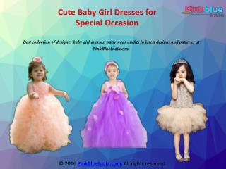 Special Occasion Dresses and Clothing for Kids