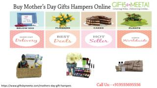 Online Mother's Day Gifts Delivery from GiftsbyMeeta
