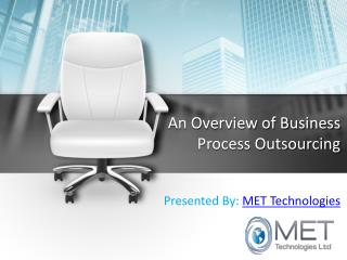 An Overview of Business Process Outsourcing