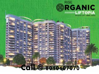 Rise Organic Liftopia NH24 Ghaziabad