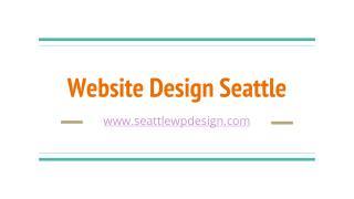 Website Design Seattle