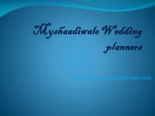 indian wedding planner