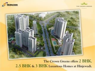 2 BHK, 2.5 BHK & 3 BHK Luxurious Homes at Hinjewadi
