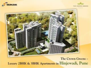 Luxury 2BHK & 3BHK Apartments in Hinjewadi, Pune
