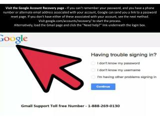 Gmail (1-888-269-0130) Online Help Desk Phone Number