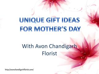 Mother's Day Flowers Delivery In Chandigarh