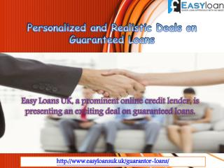 Enjoy Flexi Repayments on Guaranteed Loans