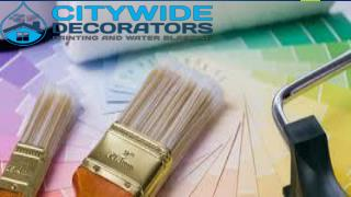 Citywide Decorators - Painting and Water Blasting