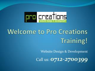 Web Design Courses PHP Training Digital Marketing Classes