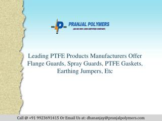 PTFE Flange Guard Manufacturers