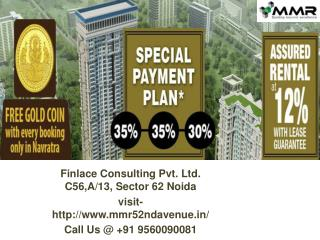 MMR Saha 52nd Avenue Noida Call@ 9560090081