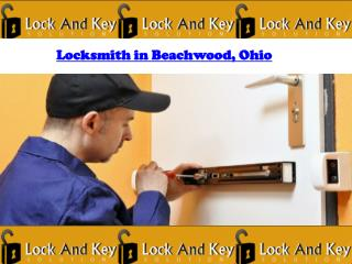 Locksmith Beachwood OH