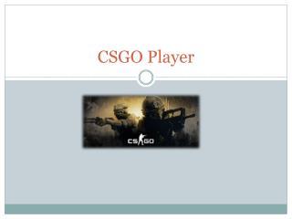 CSGO Player