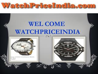 Tommy hilfiger watches at watchpriceindia.com