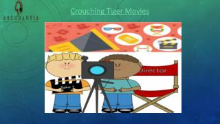 Crouching Tiger Motion Pictures