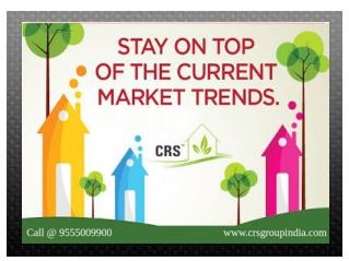 CRS Group Residential Property In Greater Noida