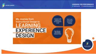 My Journey from Instructional Design to Learning Experience Design