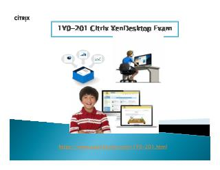 1Y0-201 Citrix XenDesktop