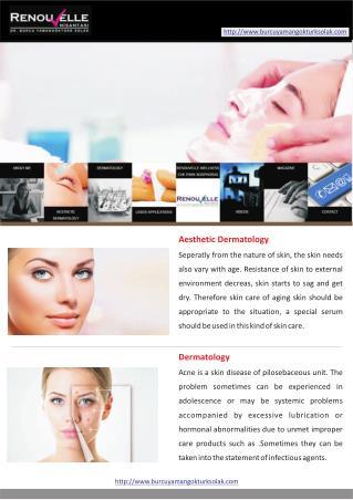 Aesthetic Dermatology & Dermatology