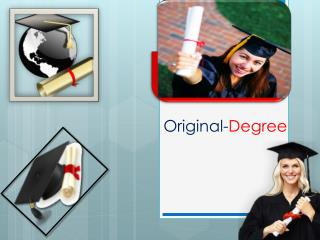 original-degree