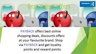 Best online offers