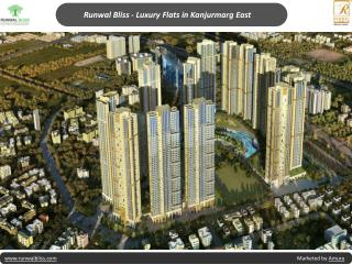 Runwal Bliss - Luxury Flats in Kanjurmarg East