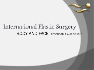 Affordable plastic surgery in Colombia