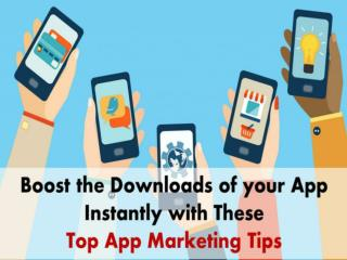 Read top Business AppMarketing Tips to get tons of users instantly