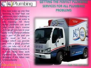 Plumbing Services Riverside CA