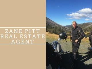 Win the property deal Zane Pitt