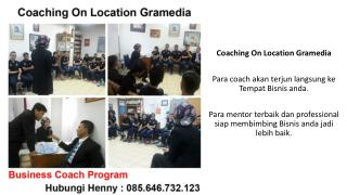 Coach Terbaik, Coaching And Mentoring, Coaching Indonesia 085.646.732.123