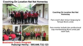 Konsultan Coaching Skills, Konsultan Coaching Training, Konsultan Dan Coaching 085.646.732.123