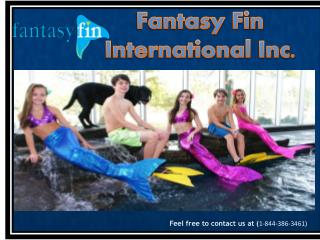 Buy the best mermaid tails for kids at Fantasyfin.com
