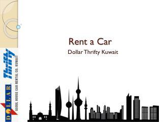 Rent a Car - Kuwait
