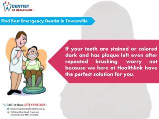 Professional Emergency Dentist Townsville Online