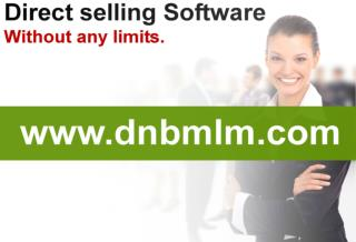 Direct selling software, without any limits