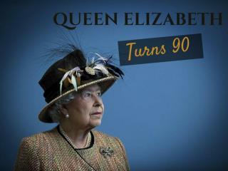 Queen Elizabeth Turns 90
