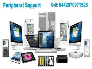 Online Peripheral Devices Support Get at Comprehensive Rates