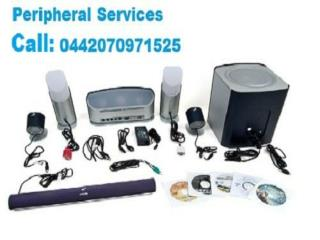 Get Online Peripheral Devices Support at Comprehensive Rates
