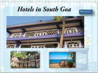 Hotels in South Goa